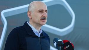 Bakan Karaismailoğlu: Orta Karadeniz sahili ve İç Anadolu Bölgesi Akdeniz limanlarına bağlanacak