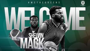 Panathinaikos, ABDli basketbolcu Shelvin Macki kadrosuna kattı