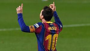 Barcelona, La Ligada 4 hafta sonra kazandı