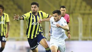 Fenerbahçe 0-2 Konyaspor (Maçın özeti)
