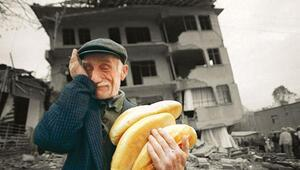 Bir tek binaları değil, sosyal yaşamı, hayalleri, güveni de yıkar