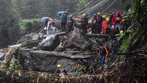 Eta Kasırgası nedeniyle Meksikada 20 kişi öldü