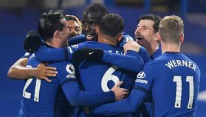 Premier Ligde Chelsea, Sheffield Unitedı 4 golle geçti