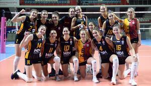 Galatasaray HDI Sigorta: 3 - Karayolları: 2