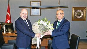 'Merkez'de yeni başkan Naci Ağbal