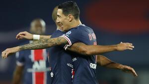 PSG, Rennesi 3-0 yendi