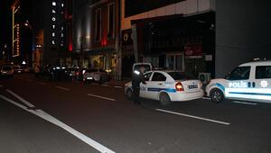 Otel restoranında bıçaklı kavga: 2 yaralı