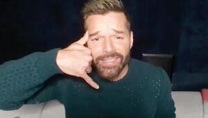 Ricky Martin:Turne iptal olunca depresyona girdim