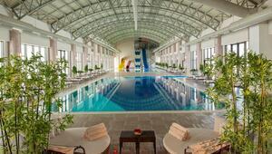 Suyunda sağlık doğasında huzur var... Termal otellerin yıldızları