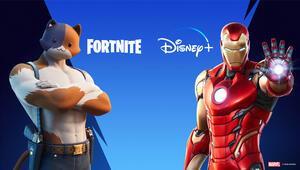 Fortnite, oyuncularına ücretsiz Disney Plus üyeliği veriyor