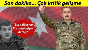 Son dakika... Çok kritik gelişme Azerbaycan Şuşa kentini işgalden kurtardı...