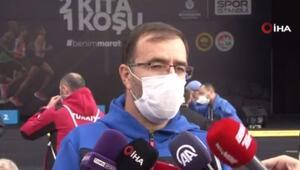 Türkiye Atletizm Federasyonu Başkanı Fatih Çintimar: Mükemmel bir organizasyon oldu