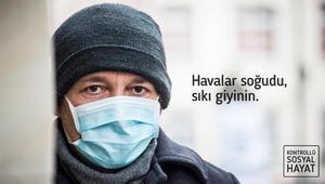 Bakan Kocadan soğuk hava ve maske uyarısı