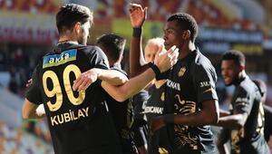 Yeni Malatyaspor 2-0 Denizlispor (Maçın özeti)