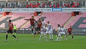 Eskişehirspor 2-2 Ankara Keçiörengücü