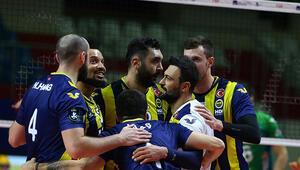 Fenerbahçe HDI Sigorta 3-0 Bursa Büyükşehir Belediyespor