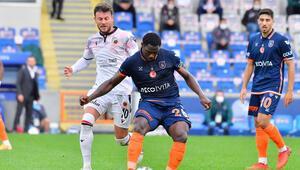 Başakşehir 2-1 Gençlerbirliği / Maçın özeti ve golleri