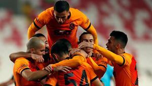 Sivasspor 1-2 Galatasaray (Maçın özeti)