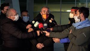 Abdurrahim Albayrak: Arda Turan'a güvencimiz, inancımız sonsuz