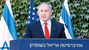 Tebrikler sürüyor: Netanyahu'dan Biden'a kutlama