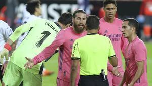 Real Madrid deplasmanda Valenciaya farklı yenildi
