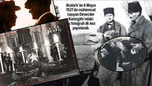 Bakanlık Atatürk koleksiyonunu sergiliyor. İlk kez görülecek