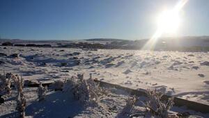 Bülbülan Yaylası kar altında