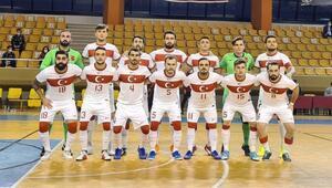 Futsal Milli Takımının rakibi Yunanistan 2022 Avrupa Şampiyonası yolunda...