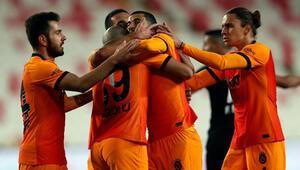 Son dakika haberi | Galatasaray kendini buldu