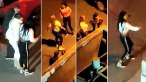 Zeytinburnunda mahalleliyi isyan ettiren görüntüler; dans, halay, fuhuş