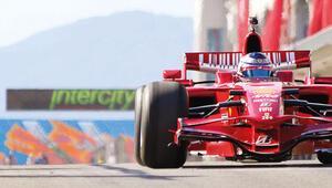Formula 1de 16 pilot, ilk kez İstanbulda mücadele edecek