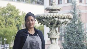 Meksikalı sanatçının Dolmabahçe Sarayına uzanan sanat yolculuğu