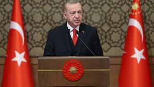 Son dakika haberler... Cumhurbaşkanı Erdoğan: Salgın ile dünya yeni bir yol ayrımına geldi