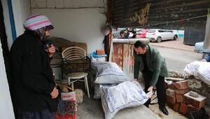 Sivas Belediyesinden 2 bin 300 aileye yakacak yardımı