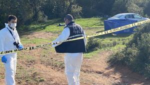 Tuzlada ormanlık alanda erkek cesedi bulundu