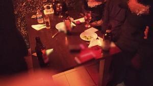 Eskişehir'de koronavirüs tedbirlerine uymayan restorana ceza