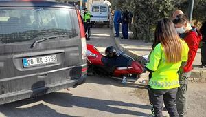 Milasta trafik kazası: 1 yaralı
