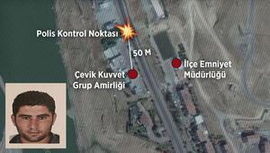 Son dakika haberi: 12 polisi şehit etmişti PKKlı terörist etkisiz hale getirildi