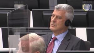 İstifa eden Kosova Cumhurbaşkanı, Laheyde ilk kez hakim karşısına çıktı