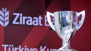 Ziraat Türkiye Kupasında 4. tur maçlarının programı açıklandı