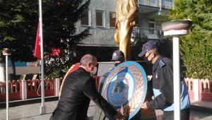 Ağlasunda Atatürk anıldı