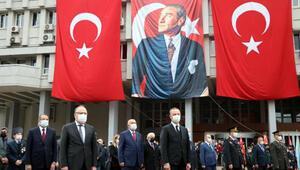 Zonguldakta 10 Kasım anması