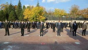 Tuncelide 10 Kasım Atatürkü Anma Günü