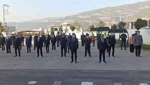 Nurdağında, Atatürk anıldı