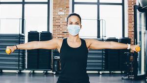 Spor yaparken maske kullanmamak riski artırabilir