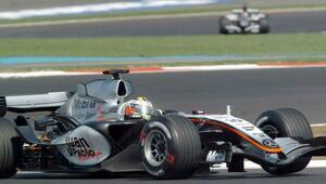 Formula 1de İstanbul Parkın rekorları Juan Pablo Montoyada