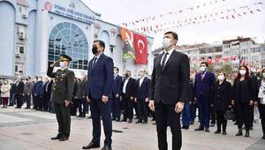 Gazi Mustafa Kemal Atatürk Bahçelievler'de anıldı
