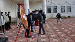 Derikte 10 Kasım Atatürkü Anma Günü