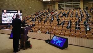 12nci Büyükelçiler Konferansı yerli video konferans çözümüyle yapıldı