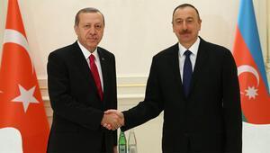 Son dakika... Cumhurbaşkanı Erdoğandan Aliyeve tebrik